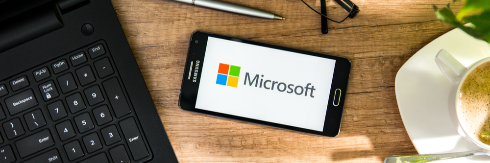 Microsoft blog april